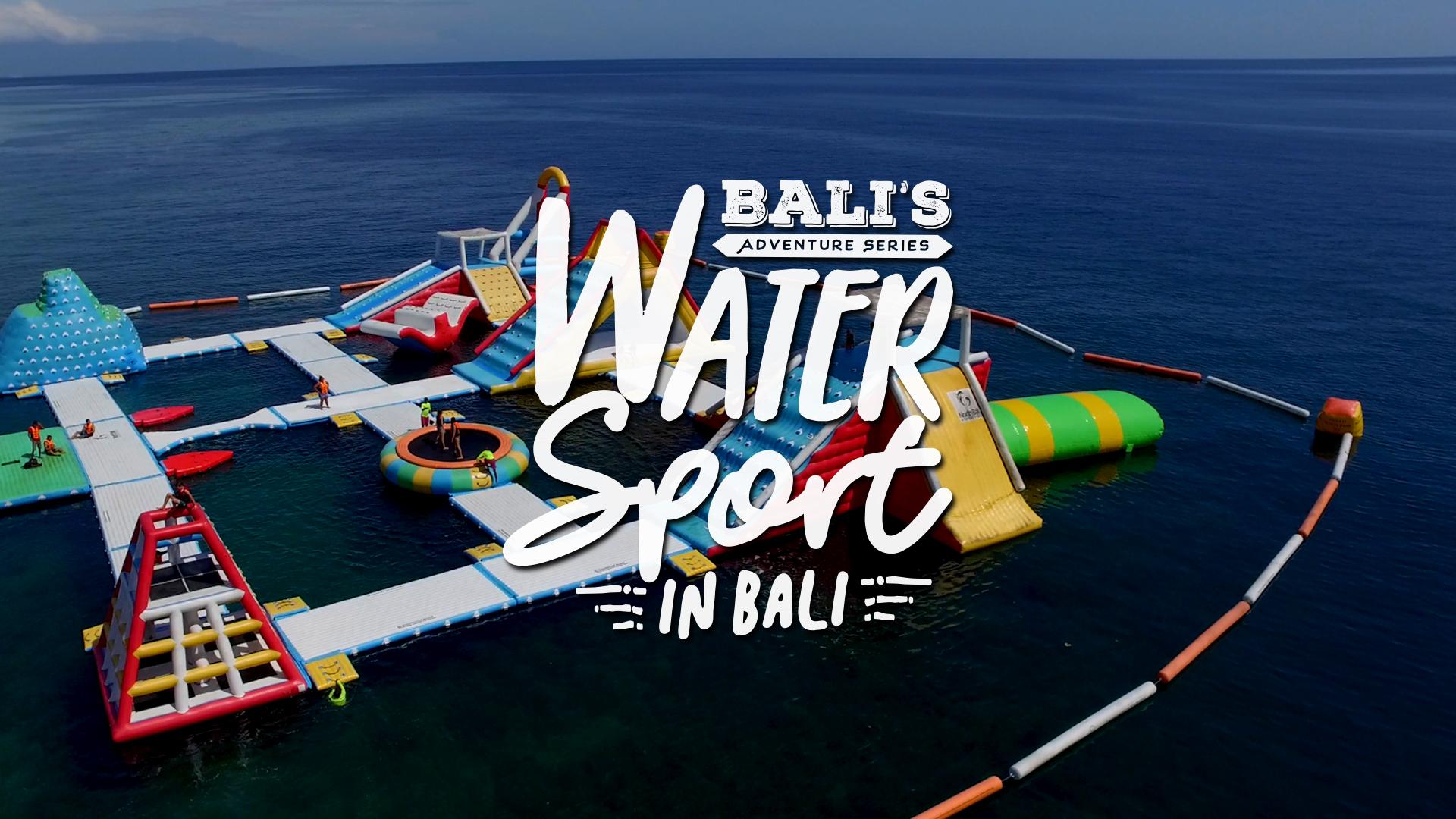 Bali's Adventure Series: Water Sport in Bali